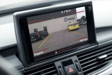 reverse camera safety feature